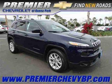 2014 jeep cherokee latitude for sale in buena park california classified. Black Bedroom Furniture Sets. Home Design Ideas