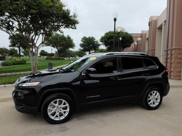 2014 jeep cherokee latitude for sale in waxahachie texas classified. Black Bedroom Furniture Sets. Home Design Ideas