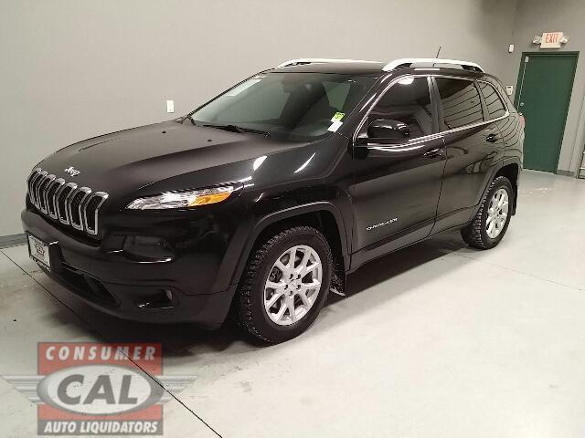 2014 jeep cherokee latitude latitude 4dr suv for sale in airway heights washington classified. Black Bedroom Furniture Sets. Home Design Ideas