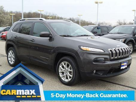 2014 jeep cherokee latitude latitude 4dr suv for sale in dayton ohio classified. Black Bedroom Furniture Sets. Home Design Ideas
