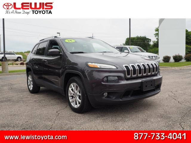 2014 jeep cherokee latitude latitude 4dr suv for sale in topeka kansas classified. Black Bedroom Furniture Sets. Home Design Ideas