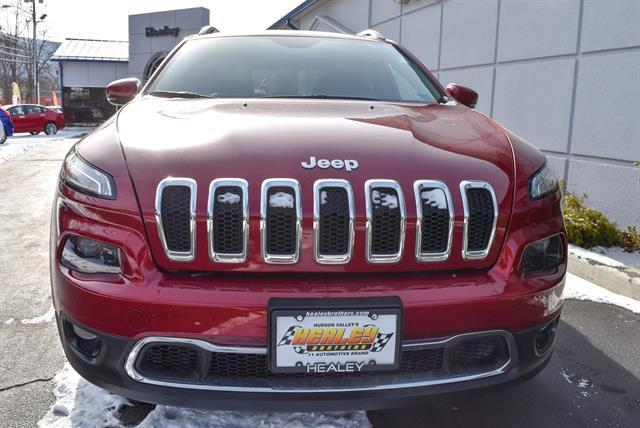 2014 Jeep Cherokee Limited 4x4 Limited 4dr SUV