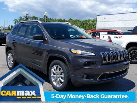 2014 jeep cherokee limited 4x4 limited 4dr suv for sale in columbia south carolina classified. Black Bedroom Furniture Sets. Home Design Ideas