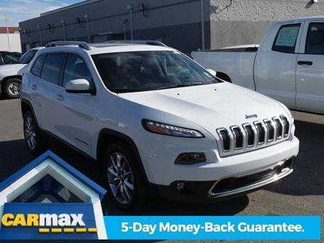 2014 Jeep Cherokee Limited Limited 4dr SUV