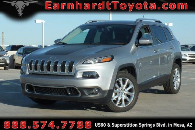 2014 jeep cherokee limited limited 4dr suv for sale in mesa arizona classified. Black Bedroom Furniture Sets. Home Design Ideas
