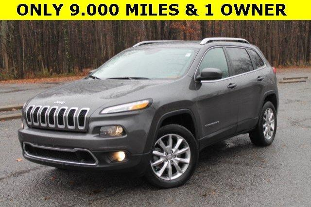 2014 jeep cherokee limited ravenna oh for sale in black horse ohio classified. Black Bedroom Furniture Sets. Home Design Ideas