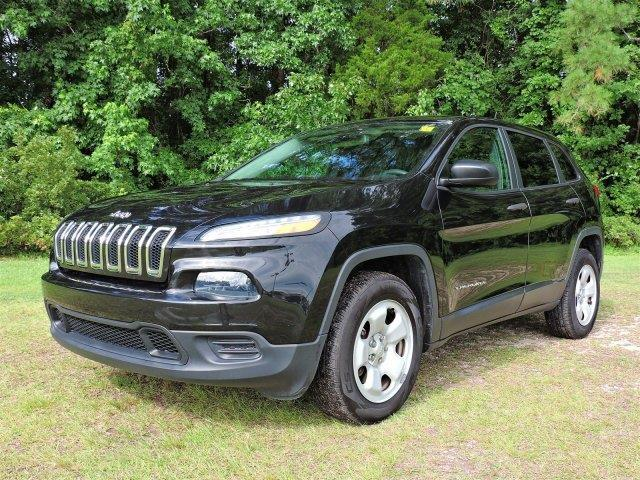 2014 Jeep Cherokee Sport 4x4 Sport 4dr Suv For Sale In