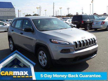 2014 Jeep Cherokee Sport Sport 4dr SUV