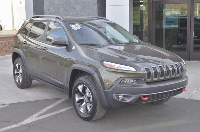 2014 jeep cherokee trailhawk 4x4 trailhawk 4dr suv for sale in saint george utah classified. Black Bedroom Furniture Sets. Home Design Ideas