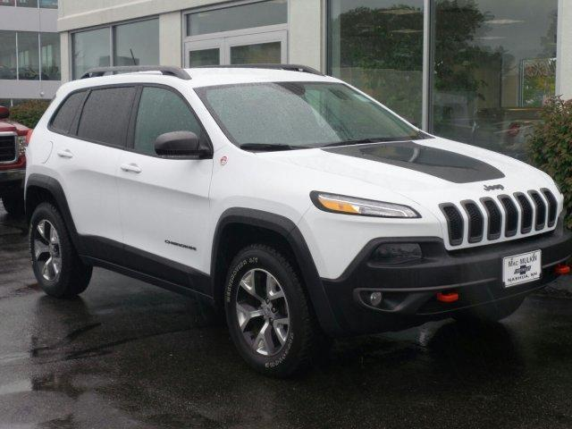 2014 jeep cherokee trailhawk 4x4 trailhawk 4dr suv for sale in nashua new hampshire classified. Black Bedroom Furniture Sets. Home Design Ideas