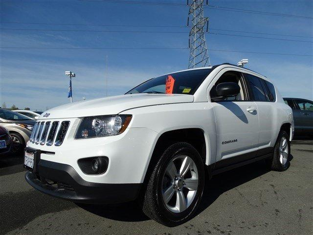 2014 jeep compass 4x4 sport 4dr suv for sale in vallejo. Black Bedroom Furniture Sets. Home Design Ideas