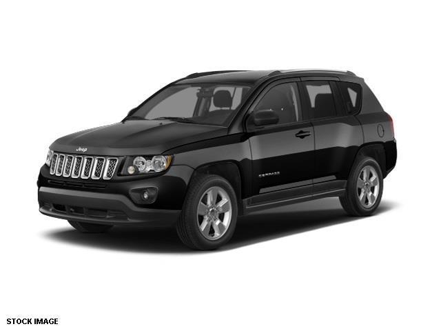 2014 Jeep Compass Latitude 4x4 Latitude 4dr SUV