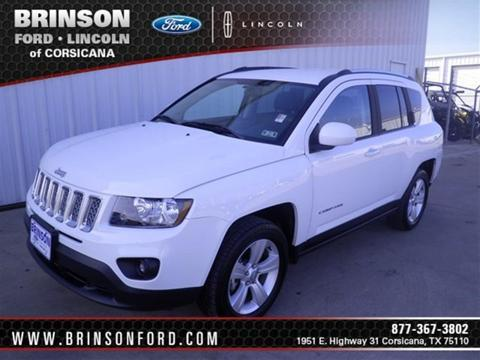 2014 jeep compass latitude corsicana tx for sale in corsicana texas classified. Black Bedroom Furniture Sets. Home Design Ideas