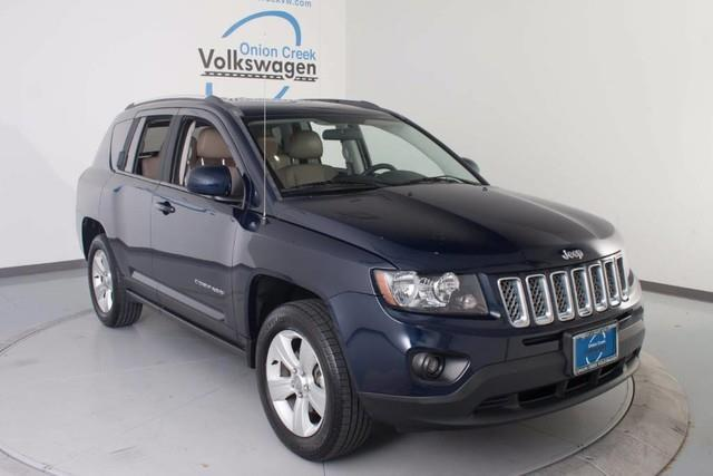 2014 jeep compass latitude latitude 4dr suv for sale in austin texas classified. Black Bedroom Furniture Sets. Home Design Ideas