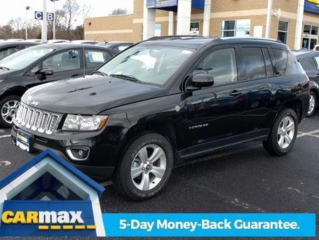 2014 Jeep Compass Limited 4x4 Limited 4dr SUV