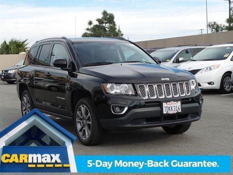 2014 Jeep Compass Limited Limited 4dr SUV