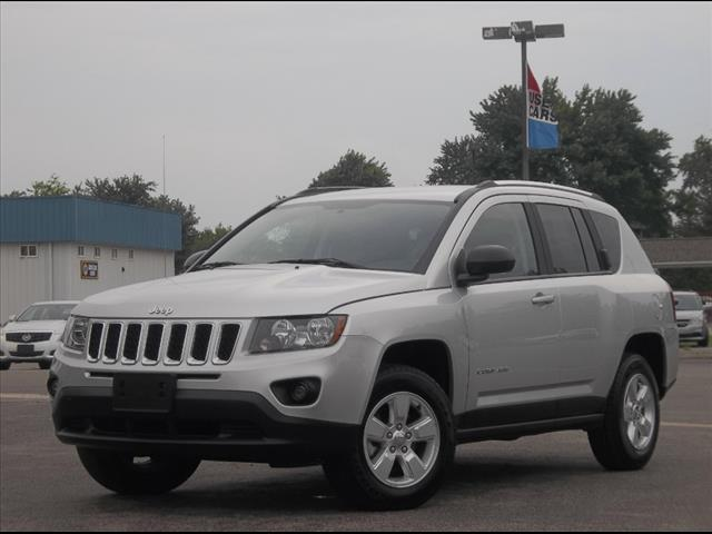 2014 jeep compass sport 4dr suv for sale in barren. Black Bedroom Furniture Sets. Home Design Ideas