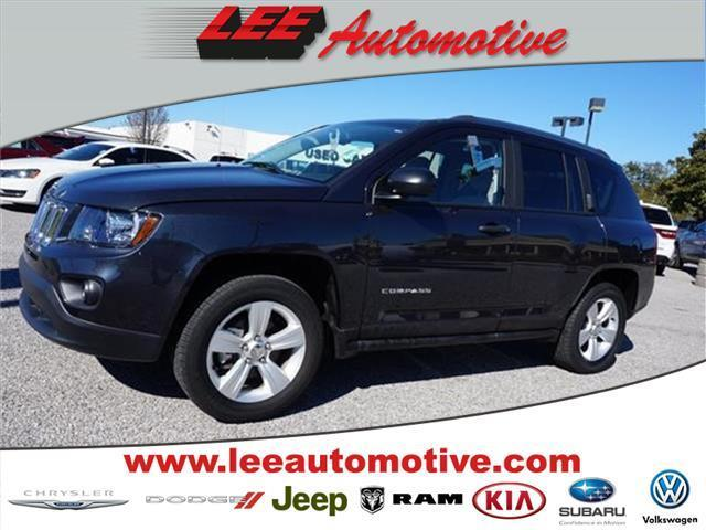 2014 Jeep Compass Sport Sport 4dr SUV