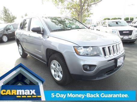 2014 jeep compass sport sport 4dr suv for sale in irvine. Black Bedroom Furniture Sets. Home Design Ideas