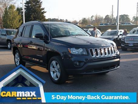 2014 jeep compass sport sport 4dr suv for sale in raleigh. Black Bedroom Furniture Sets. Home Design Ideas