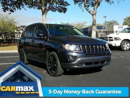 2014 Jeep Compass Sport Sport 4dr Suv For Sale In Tampa Florida