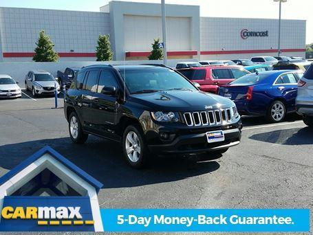 2014 jeep compass sport sport 4dr suv for sale in jackson. Black Bedroom Furniture Sets. Home Design Ideas