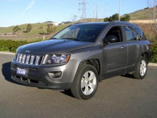 2014 jeep compass sport suv for sale in vallejo. Black Bedroom Furniture Sets. Home Design Ideas