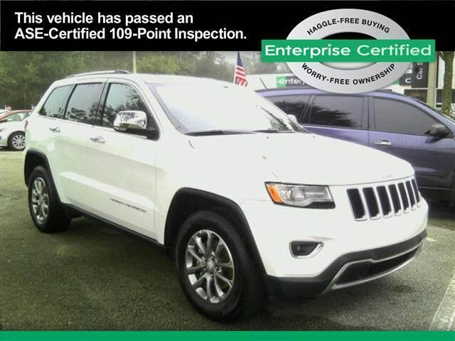 2014 jeep grand cherokee 4x2 limited 4dr suv for sale in jacksonville florida classified. Black Bedroom Furniture Sets. Home Design Ideas