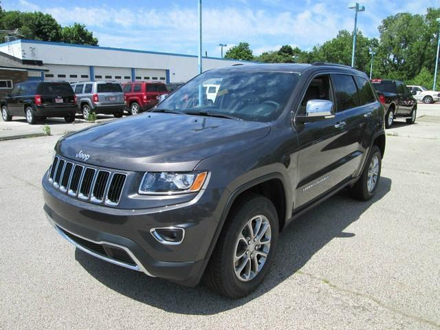 2014 jeep grand cherokee 4x4 limited 4dr suv for sale in concord ohio classified. Black Bedroom Furniture Sets. Home Design Ideas