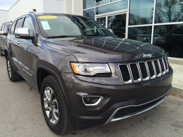 2014 jeep grand cherokee 4x4 limited 4dr suv for sale in terre haute indiana classified. Black Bedroom Furniture Sets. Home Design Ideas