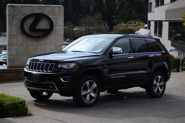 2014 jeep grand cherokee 4x4 overland 4dr suv for sale in beaux arts washington classified. Black Bedroom Furniture Sets. Home Design Ideas