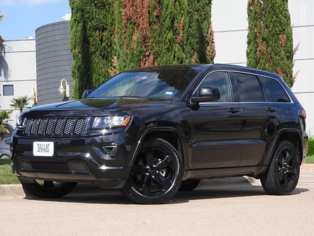 2014 jeep grand cherokee altitude 4x2 altitude 4dr suv for sale in dallas texas classified. Black Bedroom Furniture Sets. Home Design Ideas
