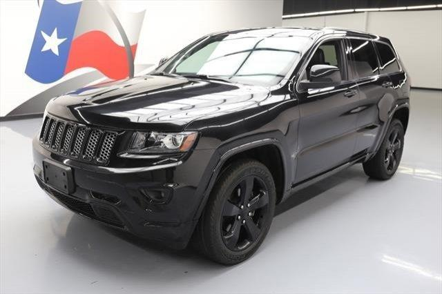 2014 jeep grand cherokee altitude 4x4 altitude 4dr suv for sale in houston texas classified. Black Bedroom Furniture Sets. Home Design Ideas