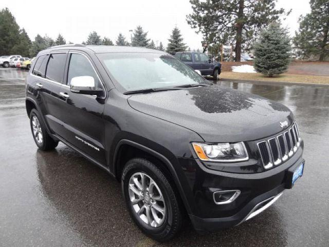 2014 jeep grand cherokee for sale in coeur d 39 alene idaho classified. Black Bedroom Furniture Sets. Home Design Ideas