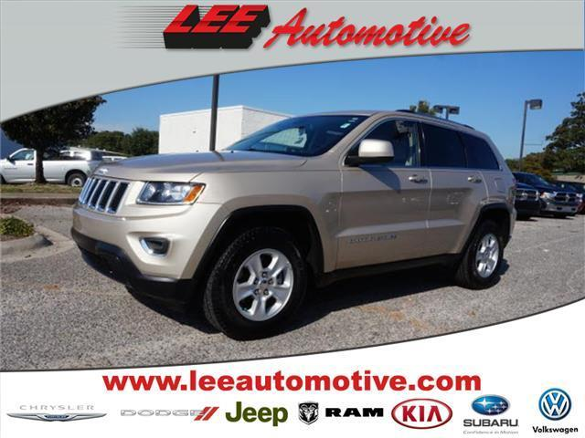 2014 Jeep Grand Cherokee Laredo 4x2 Laredo 4dr SUV