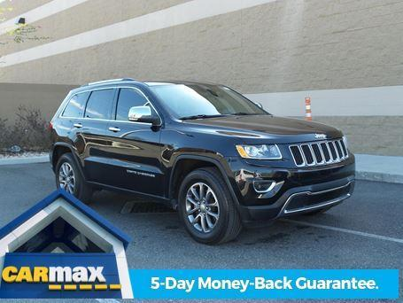 2014 Jeep Grand Cherokee Limited 4x2 Limited 4dr SUV