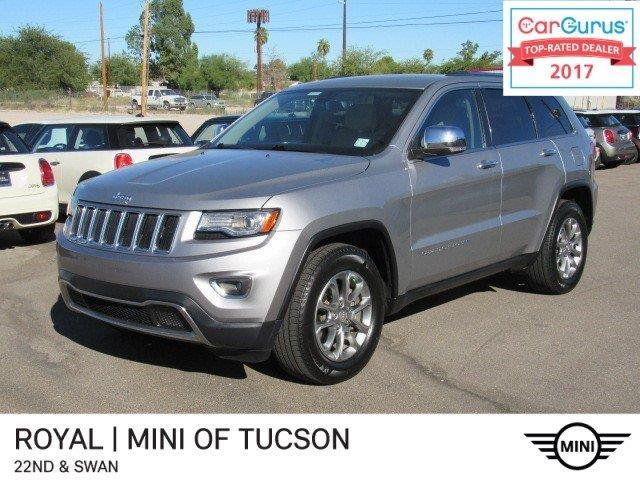 2014 jeep grand cherokee limited 4x2 limited 4dr suv for sale in tucson arizona classified. Black Bedroom Furniture Sets. Home Design Ideas