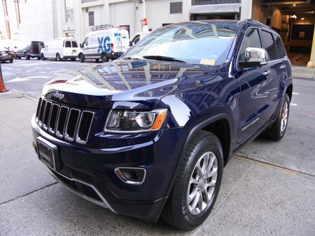 2014 Jeep Grand Cherokee Limited 4x4 Limited 4dr SUV
