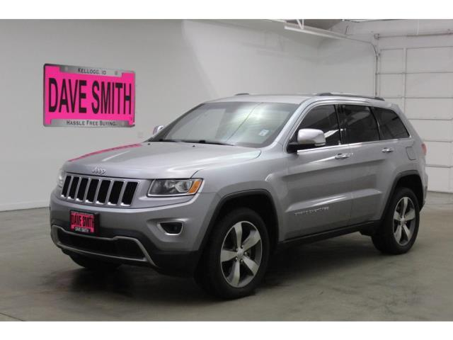 2014 jeep grand cherokee limited 4x4 limited 4dr suv for sale in spokane washington classified. Black Bedroom Furniture Sets. Home Design Ideas