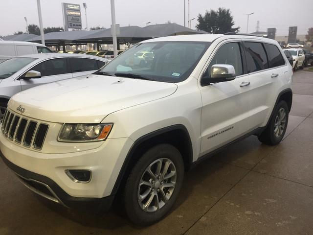 2014 jeep grand cherokee limited 4x4 limited 4dr suv for sale in dallas texas classified. Black Bedroom Furniture Sets. Home Design Ideas