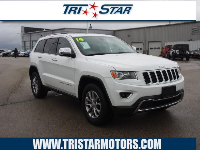 2014 jeep grand cherokee limited 4x4 limited 4dr suv for sale in oliphant furnace pennsylvania. Black Bedroom Furniture Sets. Home Design Ideas