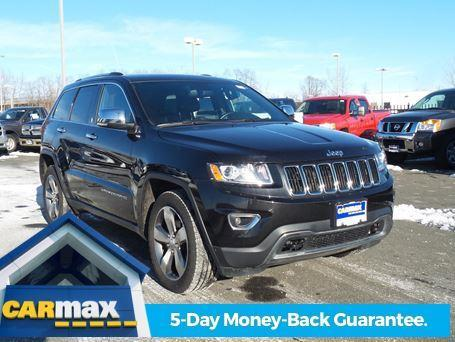 2014 jeep grand cherokee limited 4x4 limited 4dr suv for sale in new haven connecticut. Black Bedroom Furniture Sets. Home Design Ideas