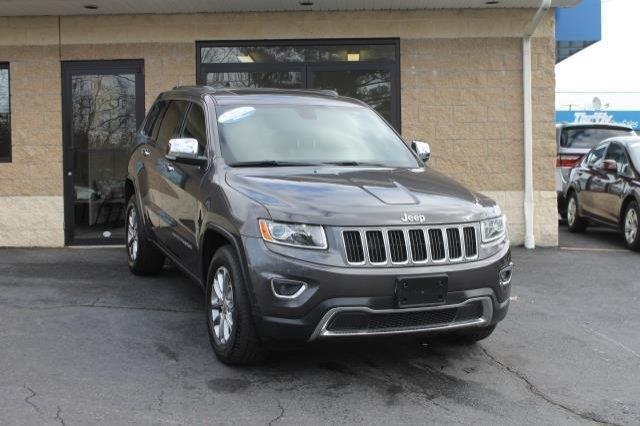 2014 jeep grand cherokee limited 4x4 limited 4dr suv for sale in springfield massachusetts. Black Bedroom Furniture Sets. Home Design Ideas