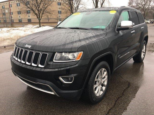 2014 jeep grand cherokee limited 4x4 limited 4dr suv for sale in wyoming michigan classified. Black Bedroom Furniture Sets. Home Design Ideas