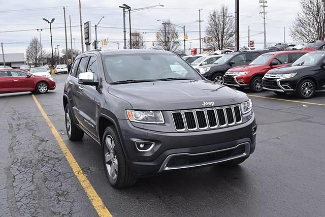 2014 jeep grand cherokee limited 4x4 limited 4dr suv for sale in mishawaka indiana classified. Black Bedroom Furniture Sets. Home Design Ideas