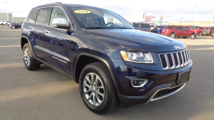 2014 jeep grand cherokee limited 4x4 limited 4dr suv for sale in dubuque iowa classified. Black Bedroom Furniture Sets. Home Design Ideas