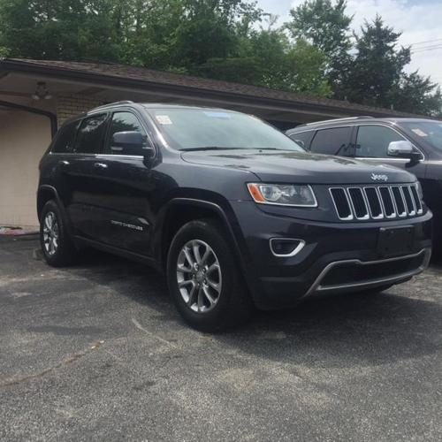 2014 jeep grand cherokee limited 4x4 limited 4dr suv for sale in oak ridge tennessee classified. Black Bedroom Furniture Sets. Home Design Ideas