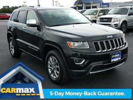 2014 jeep grand cherokee limited 4x4 limited 4dr suv for sale in greenville south carolina. Black Bedroom Furniture Sets. Home Design Ideas