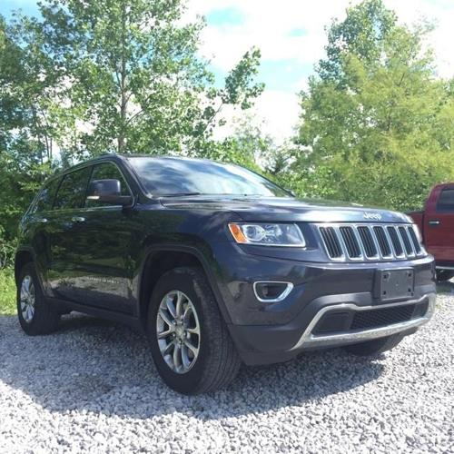 Jeep Grand Cherokee Limited 2014: 2014 Jeep Grand Cherokee Limited 4x4 Limited 4dr SUV For
