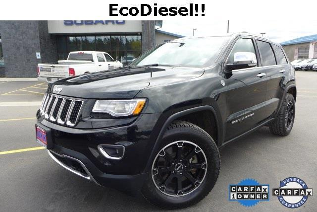 2014 jeep grand cherokee limited 4x4 limited 4dr suv for sale in whitefish montana classified. Black Bedroom Furniture Sets. Home Design Ideas
